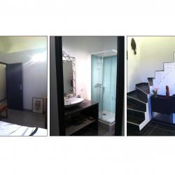 AVANT - Chambre/SdB/Escalier